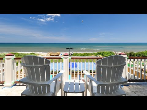 Outer Banks Virtual Vacation Rental Tour - Here Comes The Sun ER005