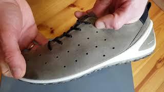 Обзор мужских кроссовок ECCO BIOM LITE