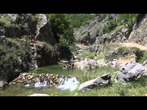 Pirot  Gradašnička reka Dag Banjica