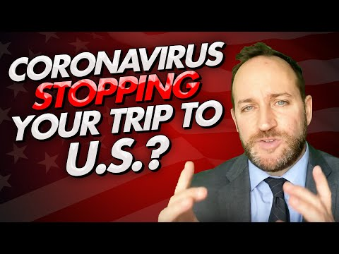 Coronavirus Preventing You From Travel To US Before Immigrant Visa Expires?