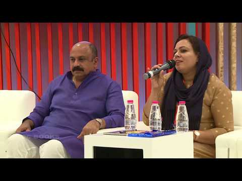 Meet the actor Siddique sibf 2019