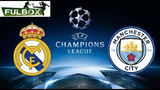 Real Madrid vs Manchester City COMPLETO Octavos de Final Champions League 2020 (Directo) 1-2