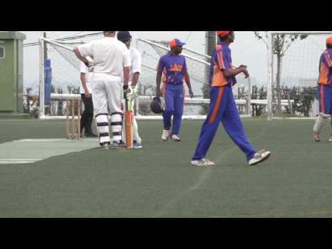 British Embassy Cricket Club Vs Indian Egninieer 2017 May 7th Japan Cup