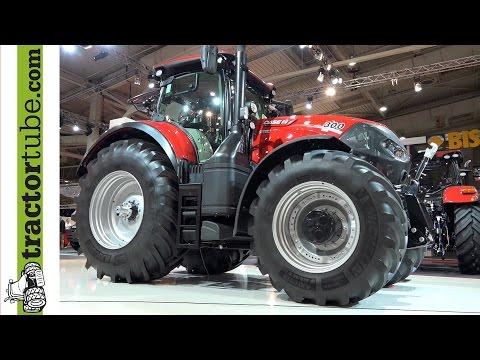 Agritechnica 2015 - Vorstellung des neuen Case IH Optum CVX