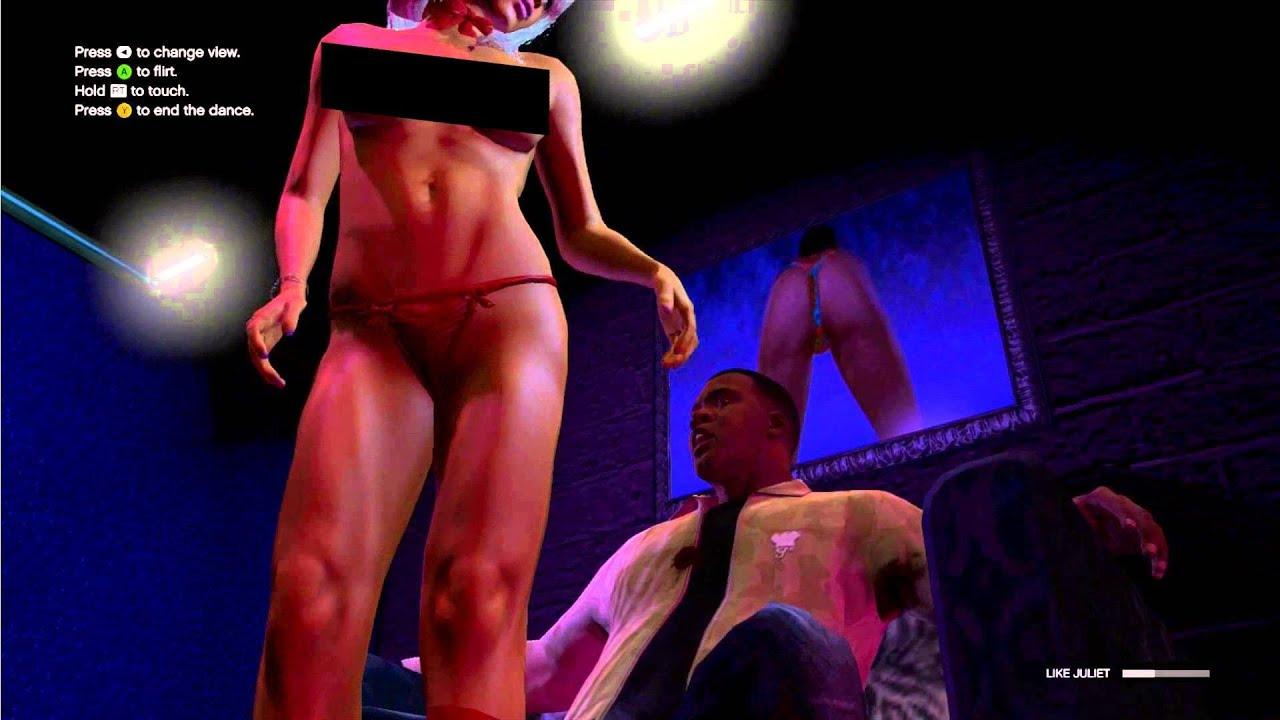 Gta 4 strip club mission