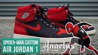 How to Customize Air Jordan 1 Phantom
