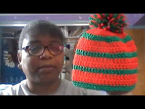 Crochet Podcast #16 Lots of finished projects today