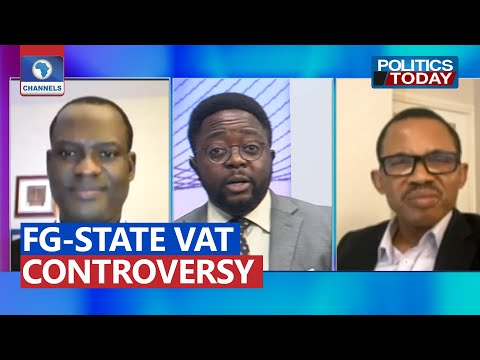 Vat Controversy: Analysing FIRS, Rivers, Lagos States Govt Matter