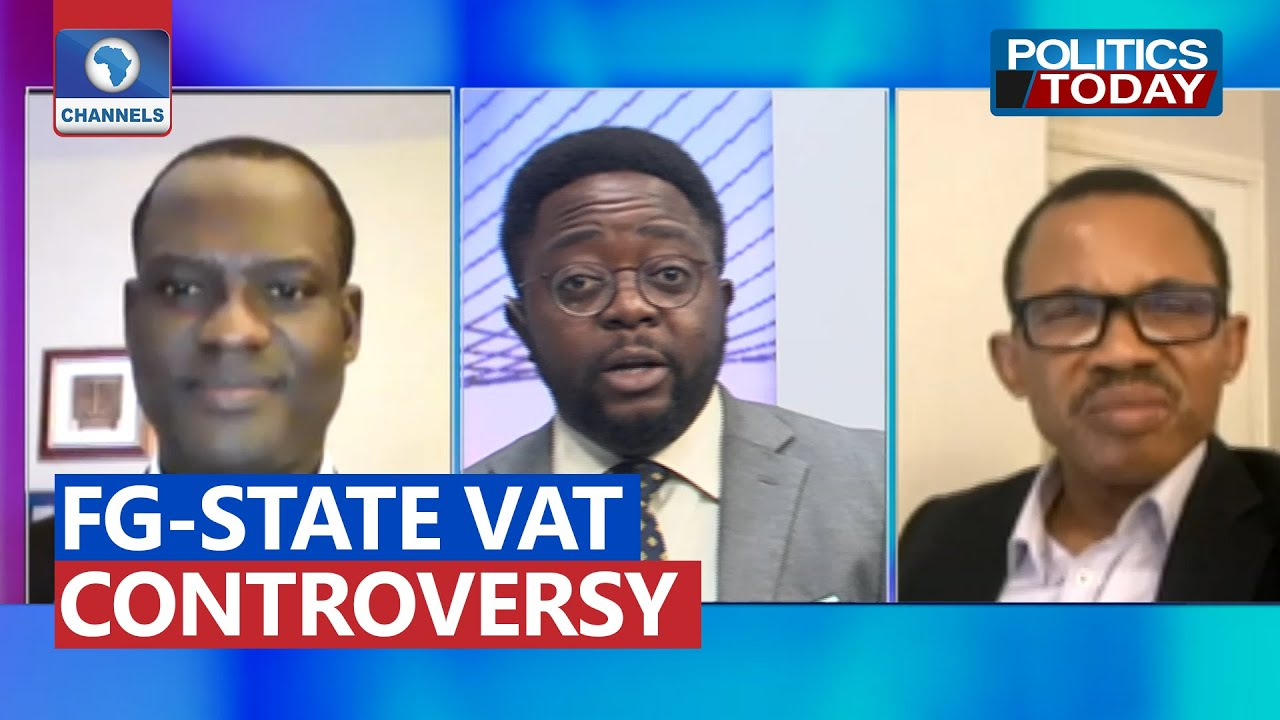Download Vat Controversy: Analysing FIRS, Rivers, Lagos States Govt Matter