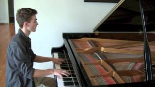 One Direction: Night Changes (Elliott Spenner Piano Cover