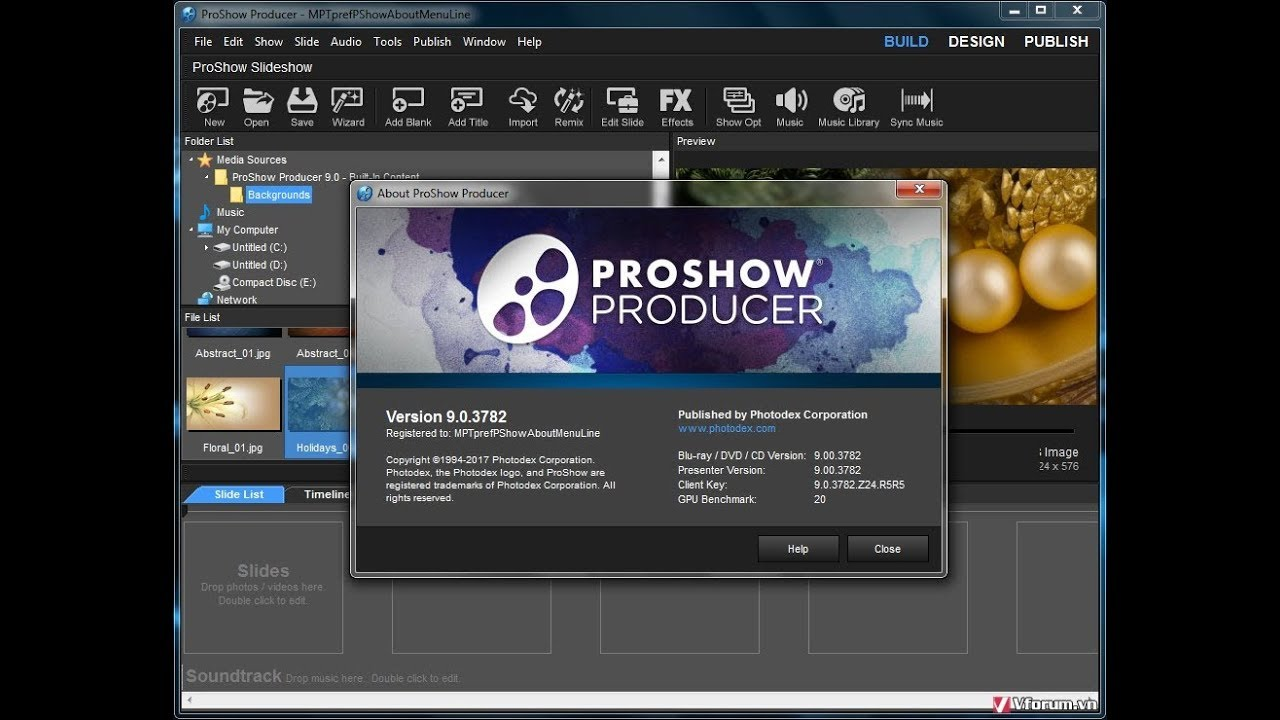 PHOTODEX PROSHOW PRODUCER 4.5.2929 GRATUIT GRATUIT