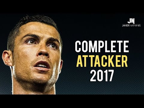 Cristiano Ronaldo ● Complete Attacker 2017