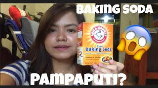 V#1:BAKING SODA EFFECTIVE NA PAMPAPUTI? | Shing Shares It