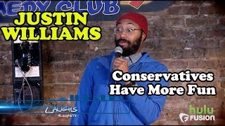 Conservatives Have More Fun   Justin Williams   Stand-Up Comedy
