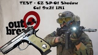 video test cz 75 sp 01 shadow