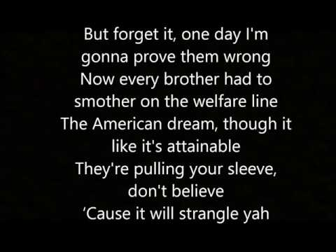 2Pac - Words of Wisdom Lyrics (HQ)