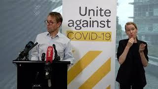 COVID-19 (novel coronavirus) update – 18 October, 2020 1pm  | Ministry of Health NZ