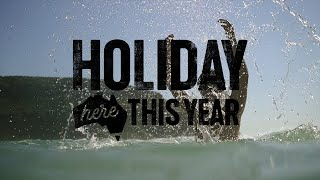 Holiday Here This Year with Luke Damant's Guide to Sydney, NSW (30sec)