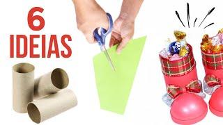 6 Ideias de Artesanato para o Natal