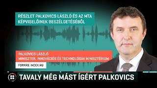 Tavaly még mást ígért Palkovics az Akadémiai Dolgozók Fórumának 19-06-20