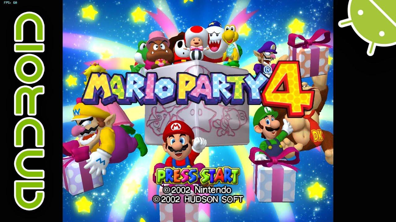 Mario Party 4 - Dolphin Emulator Wiki