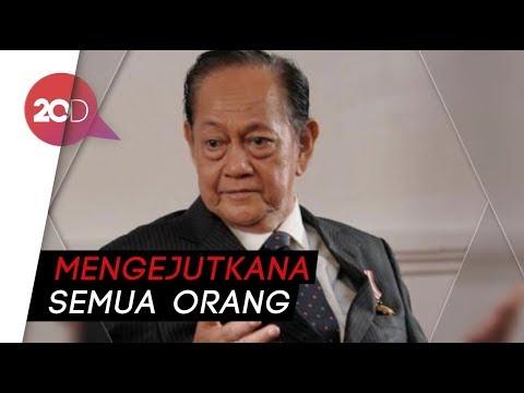 Aktor Senior Deddy Sutomo Meninggal Dunia