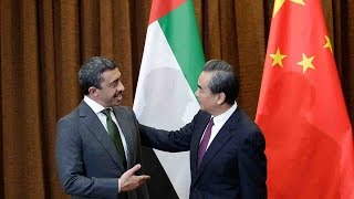 Chinese and UAE foreign ministers to lift bilateral ties