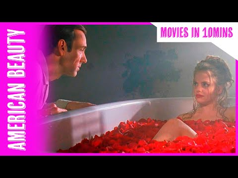 MOVIES IN 10MINS I AMERICAN BEAUTY (1999) Drama