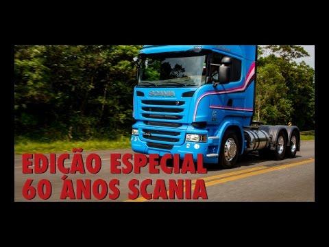 Edição Especial - 60 anos Scania