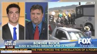 Obama Admin dumping illegals into conservatives areas to change voter demographics