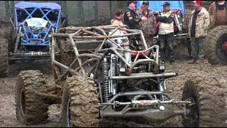 FORD POWERED ROCK BOUNCER THROWS DOWN