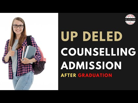 UP BTC 2018-2019 Admission UP D.El.Ed Notification Form Online Application