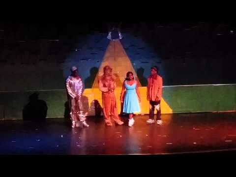 Joe T Robinson high school Dorothy sings home