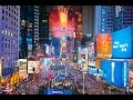 NBC 2017 New Year's Eve Ball Drop New York HD