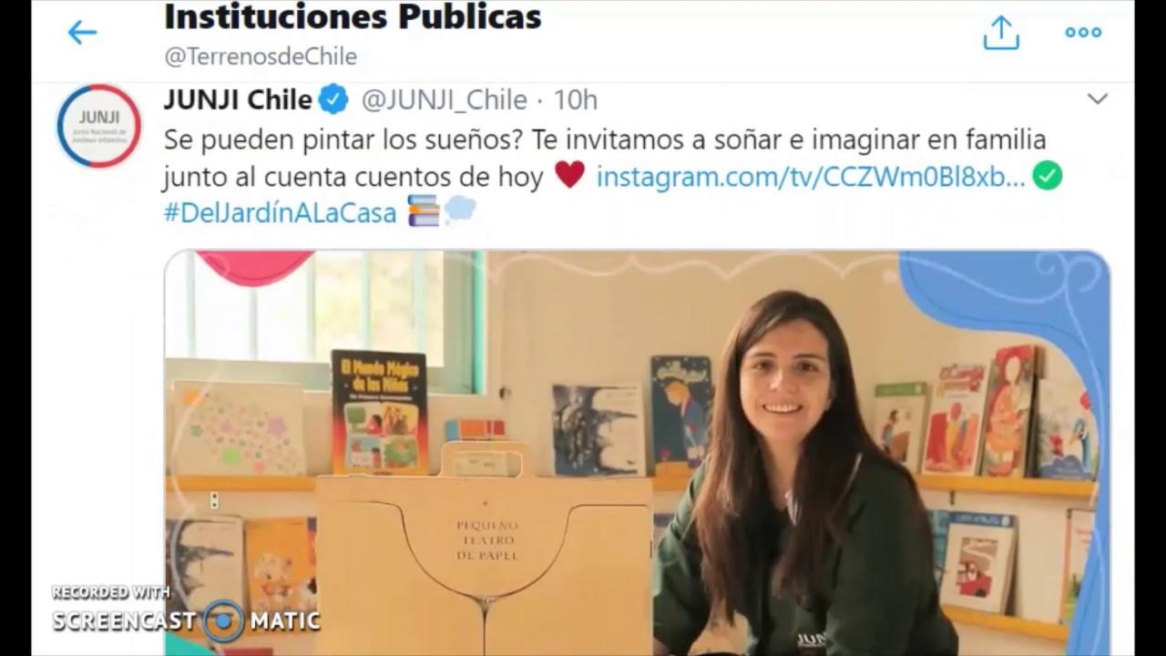 Resumen de Noticias, Instituciones Publicas de Chile ultimas 24 hrs. 08-07-2020