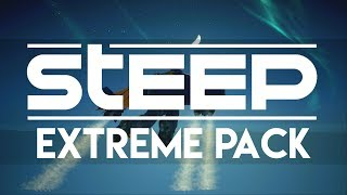 STEEP - Extreme Pack | Highlights & Gameplay (Highlight Compilation #3)