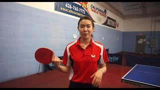 Rachel Yang - Defensive Specialist - Drill #4