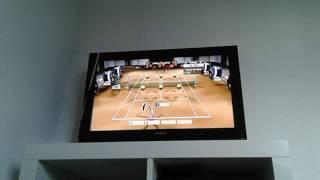 Comment ne pas savoir jouer à virtual tennis