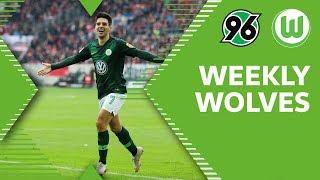 Heiß auf Hannover - Derby im DFB-Pokal   Weekly Wolves #H96WOB