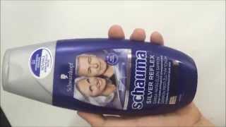 Fialový šampon jako toner?
