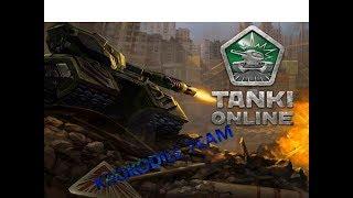 Tanki Online|Enseñando el juego y Drop de Gold Box|#1