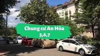 Chung cư An Hòa 5,6,7 khu Nam Long phường Tân Thuận Đông quận 7