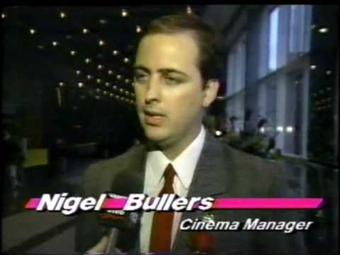 MTN Prairie Pulse Tonight - Portage Place cinemas premiere (September 17, 1987)