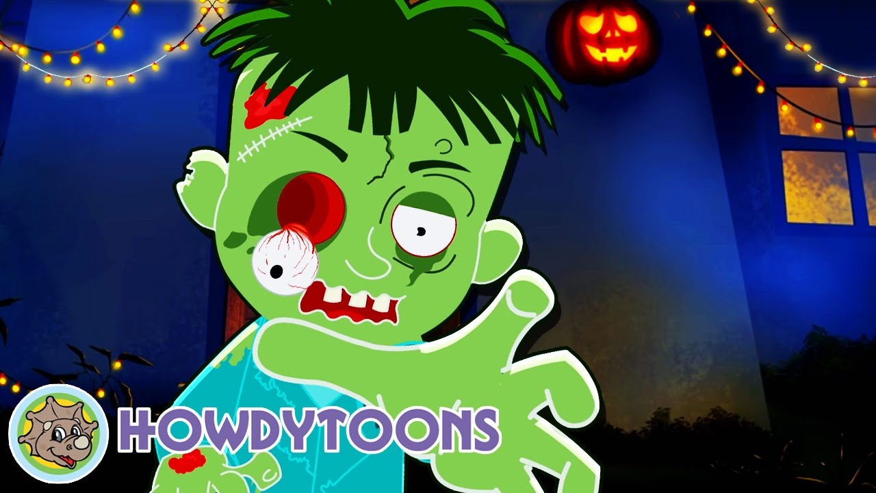 e8a4b6605ac0 Halloween Song | Dressing up for Halloween | Halloween Songs for Kids by  Howdytoons - YouTube