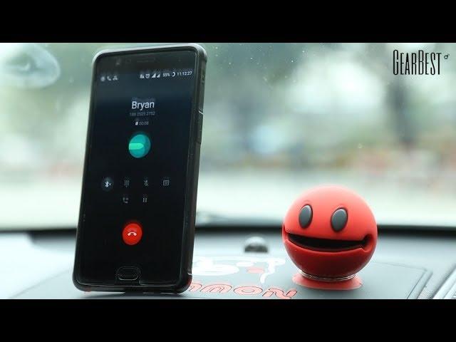 Smiley Wireless Bluetooth Speaker
