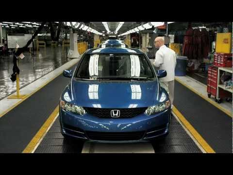 Honda Celebrates 25 Years Of Manufacturing In Canada