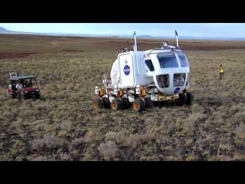 Real World: Exploring the Lunar Electric Rover