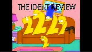 Simpsons Idents - The Ident Review