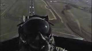 F-15 Vertical Climb After Take-off