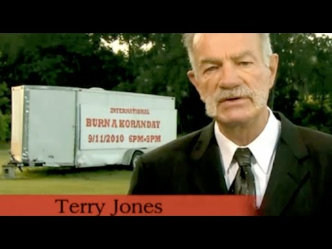 Ronald K. Noble - on the planned Quran burning by Pastor Terry Jones